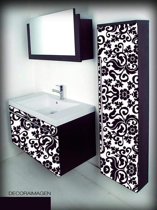 Decoracion de ba os modernos dise os decoracion y ideas for Decoracion muebles de bano